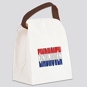 Eindhoven Canvas Lunch Bag