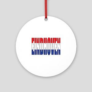 Eindhoven Round Ornament
