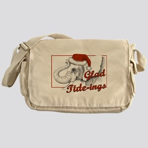 glad tidings Messenger Bag
