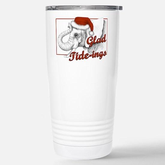 glad tidings Travel Mug