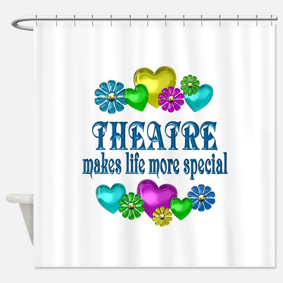 Theatre More Special Shower Curtain