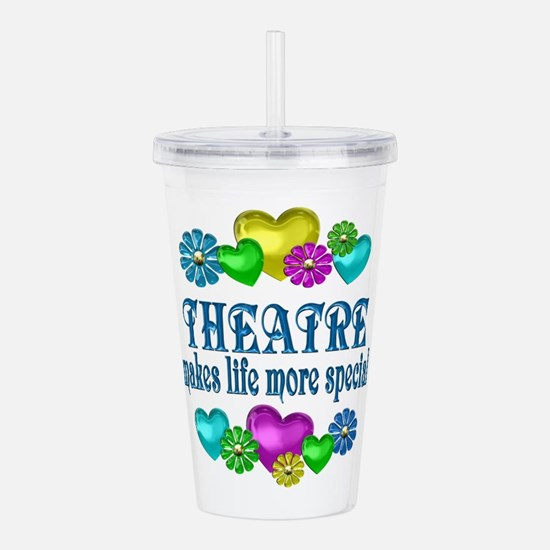 Theatre More Special Acrylic Double-wall Tumbler