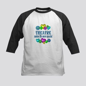 Theatre More Special Kids Baseball Jersey