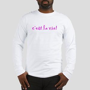 Thats Life! Long Sleeve T-Shirt