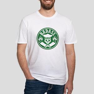 Badass Chef Green T-Shirt