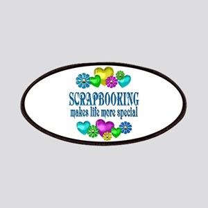 Scrapbooking More Special Patch