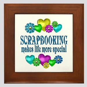 Scrapbooking More Special Framed Tile