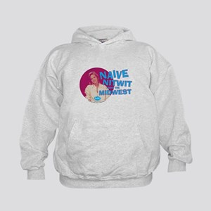 Melrose Place: Naive Nitwit Kids Hoodie