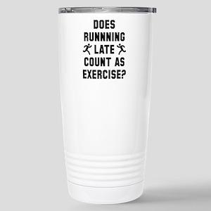 Running Late Mugs