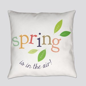 Spring In The Air Everyday Pillow
