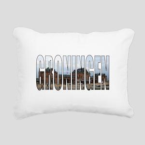 Groningen Rectangular Canvas Pillow