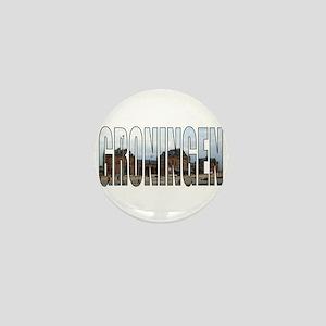 Groningen Mini Button