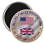 Allied Forces Foundation Magnets