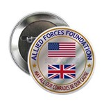 "Allied Forces Foundation 2.25"" Button (100 Pa"