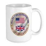 Allied Forces Foundation Mugs