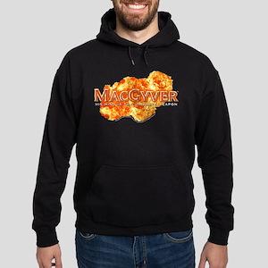 MacGyver Logo Hoodie (dark)