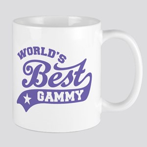 World's Best Gammy Mug
