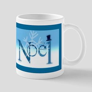 Hats Off Noel Snow Mugs