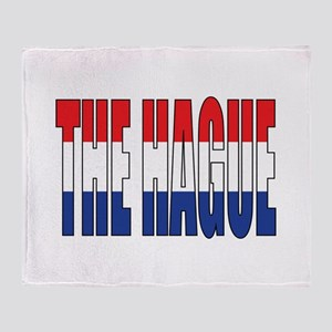 The Hague Throw Blanket