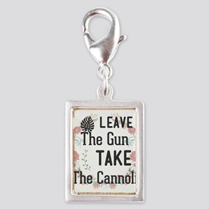 Leave The Gun. Take The Cannoli Charms