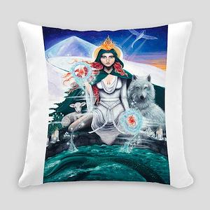 Imbolc Everyday Pillow