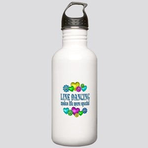 Line Dancing More Spec Stainless Water Bottle 1.0L