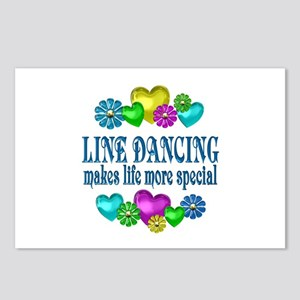 Line Dancing More Special Postcards (Package of 8)