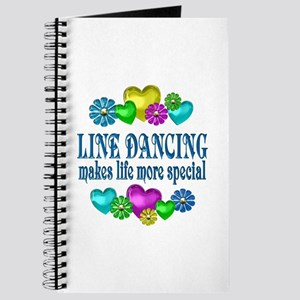 Line Dancing More Special Journal