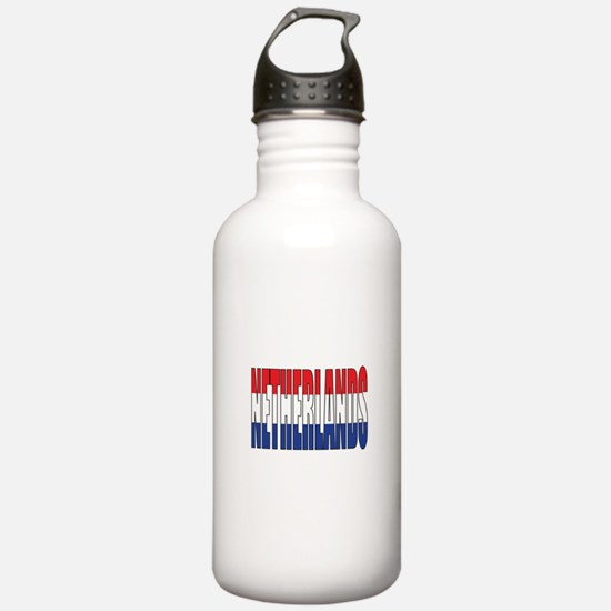 Netherlands Water Bottle