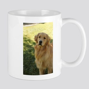 golden retriever n Mugs