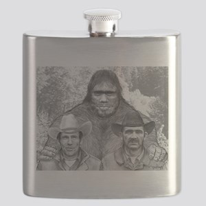 Roger Bob and Patty Flask