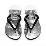 Roger Bob and Patty Flip Flops