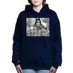 Roger Bob and Patty Women's Hooded Sweatshirt