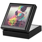 Warm Hug Keepsake Box (personalize Yours)