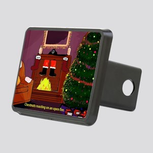 Christmas Rectangular Hitch Cover