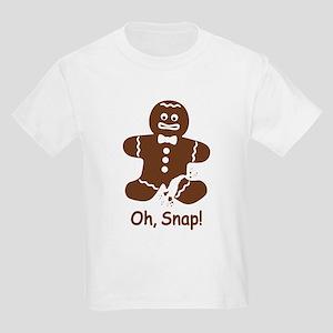 Oh, Snap! Gingerbread Man T-Shirt