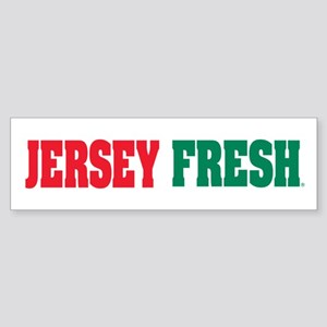 Jersey Fresh Bumper Sticker