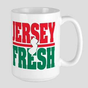 Jersey Fresh Large Mugs