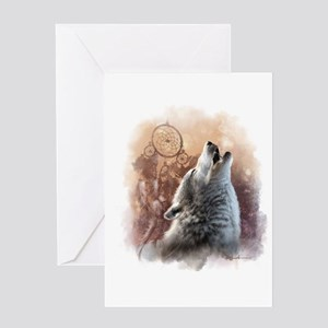 Howler Greeting Cards