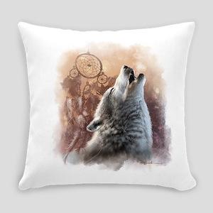 Howler Everyday Pillow