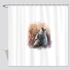 Howler Shower Curtain