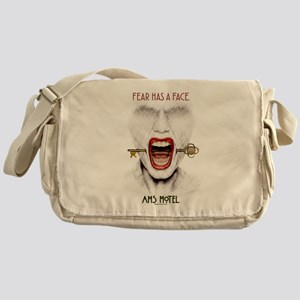 AHS Hotel Fear Has a Face Messenger Bag