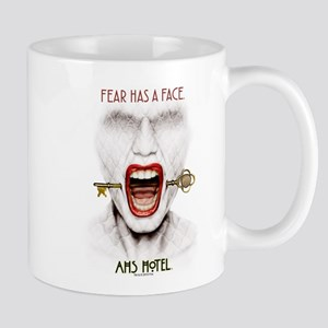 AHS Hotel Fear Has a Face Mug