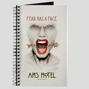 AHS Hotel Fear Has a Face Journal