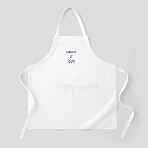 DANCE IT OUT! Apron