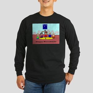 Philosophy Hanukkah Long Sleeve T-Shirt
