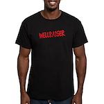 Wellraiser Men's Fitted T-Shirt (dark)