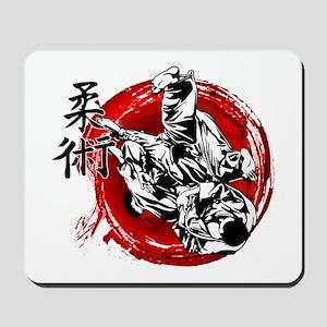 Jujitsu Mousepad