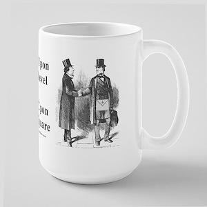 Masons Creed Large Mug Mugs