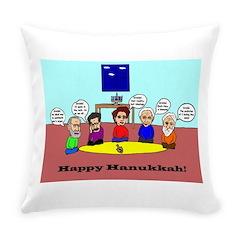 Philosophy Hanukkah Everyday Pillow